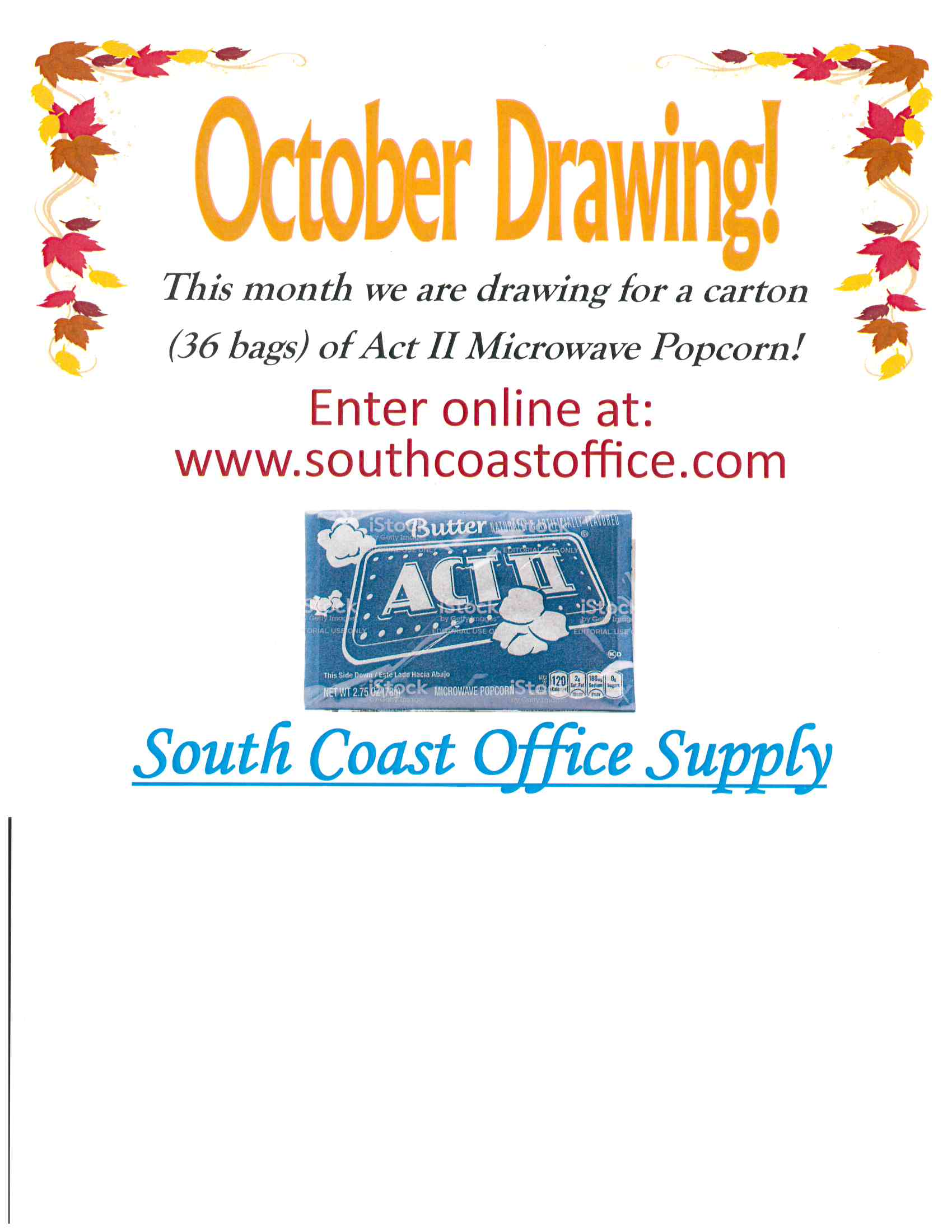 South Coast Office Supply Coos Bay